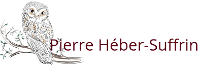 Pierre Héber-Suffrin chouette philosophie